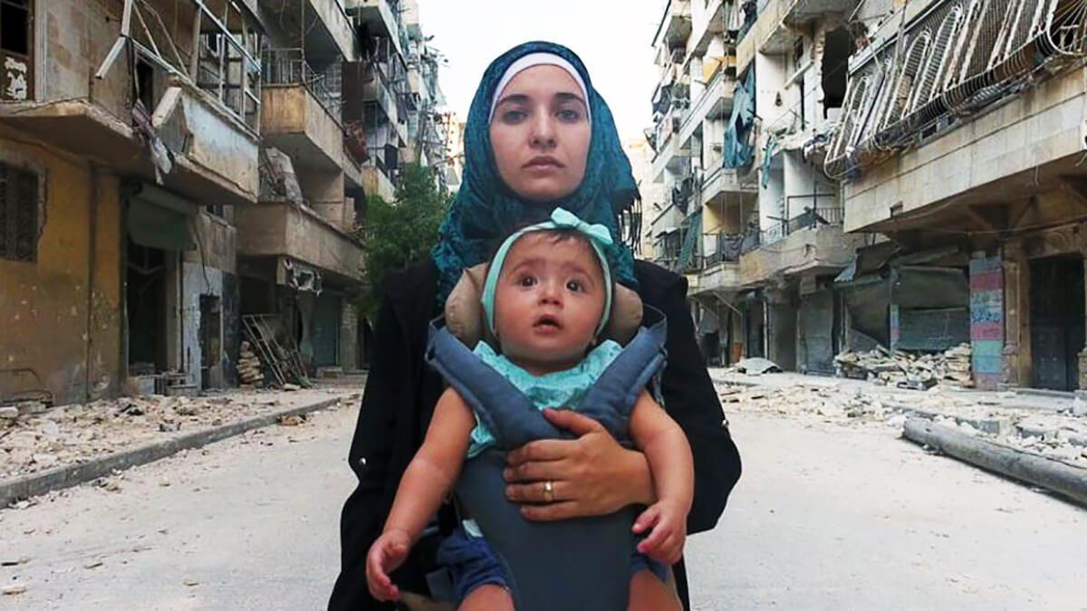 نقد فیلم برای سما For Sama – یک مستند انسانی و حیاتی درباره جنگ داخلی سوریه