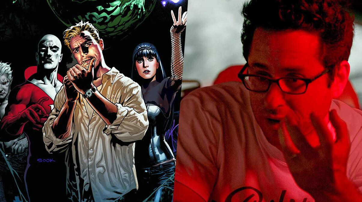 جی. جی. آبرامز برای اچبیاو مکس سریال لیگ عدالت تاریک Justice League Dark و اسپینآف درخشش Shining را میسازد