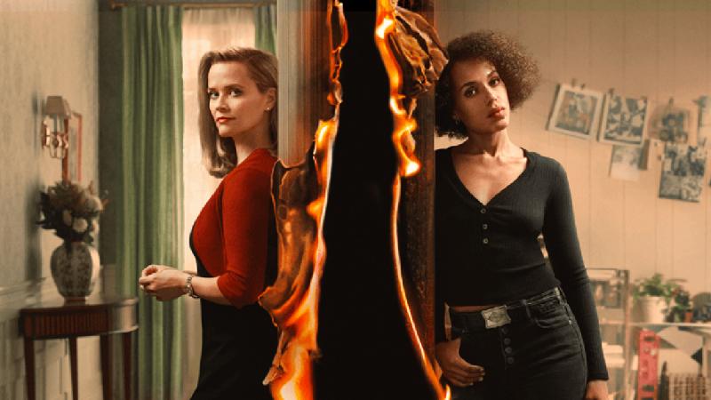 نقد فصل اول سریال آتش های کوچک در همهجا Little Fires Everywhere – ویترسپون و واشینگتن خوش درخشیدهاند