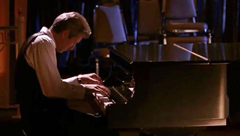 ریچارد گییر واقعا در فیلم پیانو نواخت