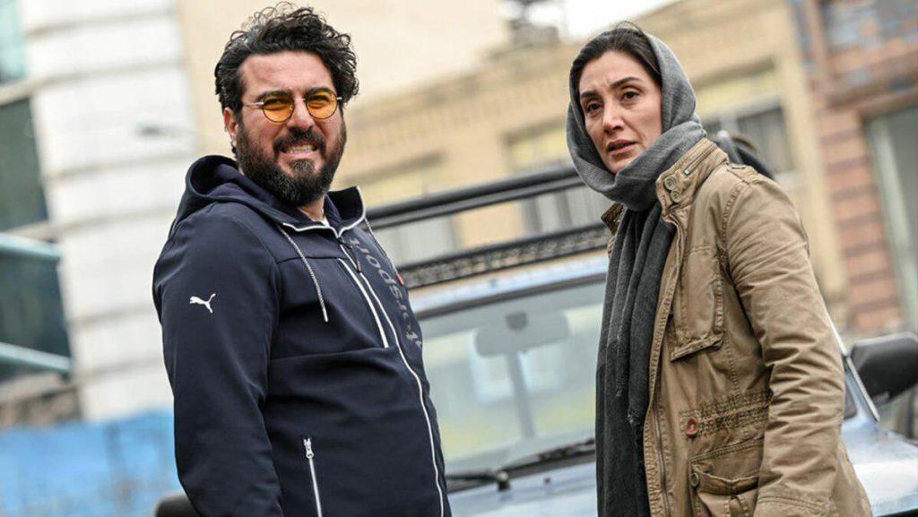 هدیه تهرانی محسن کیایی