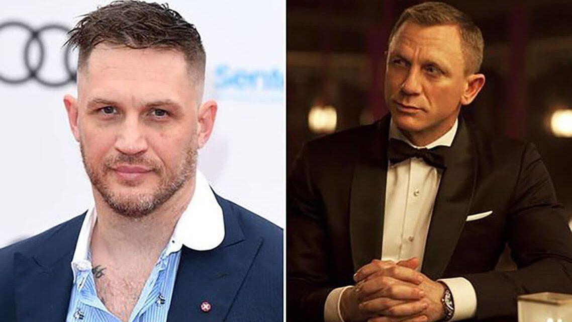 آیا تام هاردی جیمز باند بعدی خواهد بود؟