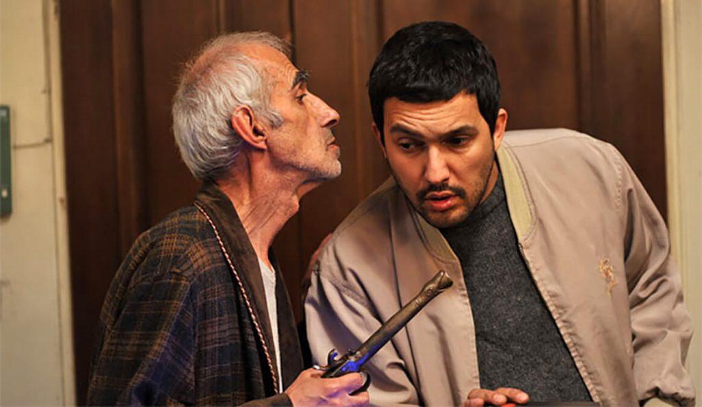 حامد بهداد در فیلم لطفاً مزاحم نشوید