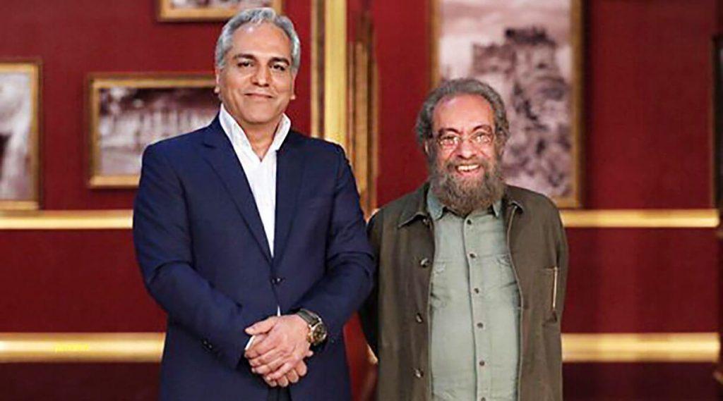 مسعود فراستی مهران مدیری