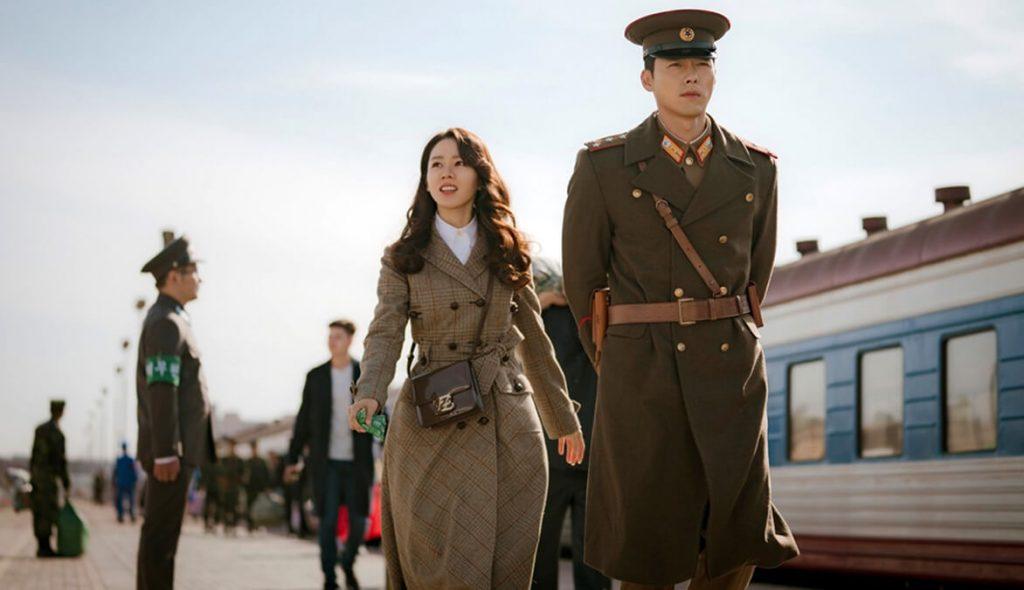 سقوط اضطراری - سریال درام کره
