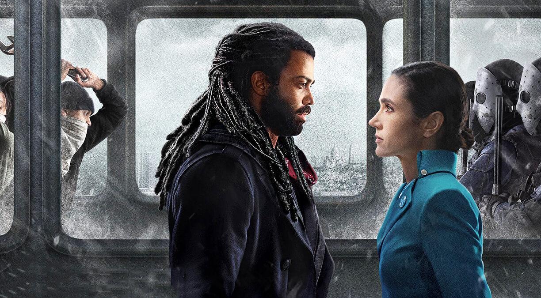 نقد فصل اول سریال اسنوپیرسر  Snowpiercer – سوت قطار به گوش میرسد