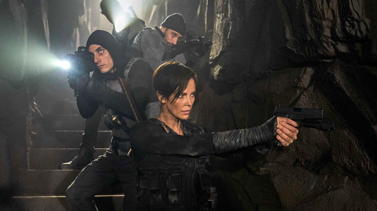 حضور دوباره شارلیز ترون در فیلم های اکشن با فیلم نگهبانی از دیرباز The Old Guard