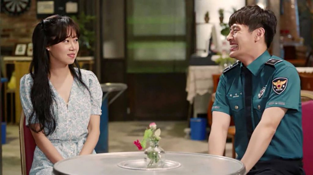 وقتی کامیلا شکوفه میدهد  - سریال درام کره