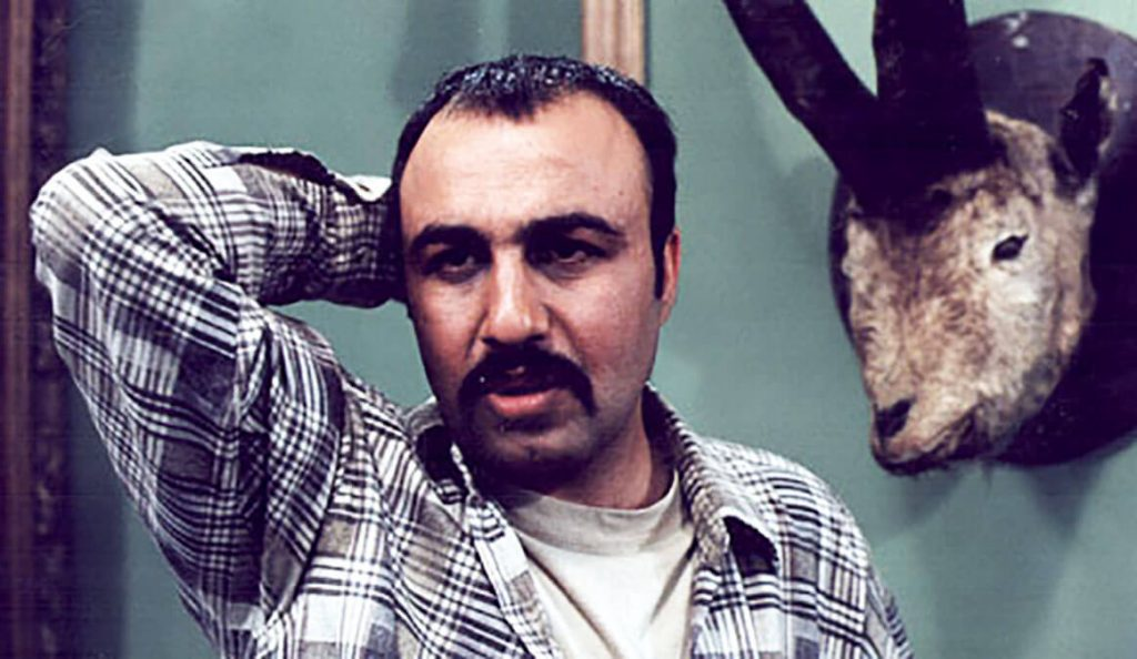 کوچه اقاقیا - رضا عطاران