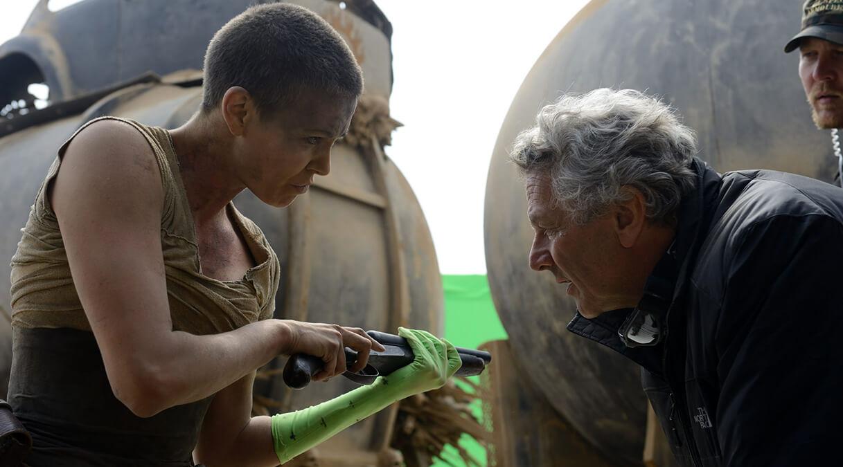 جرج میلر عدم حضور شارلیز ترون در مد مکس فیوروسا Mad Max Furiosa را تأیید کرد