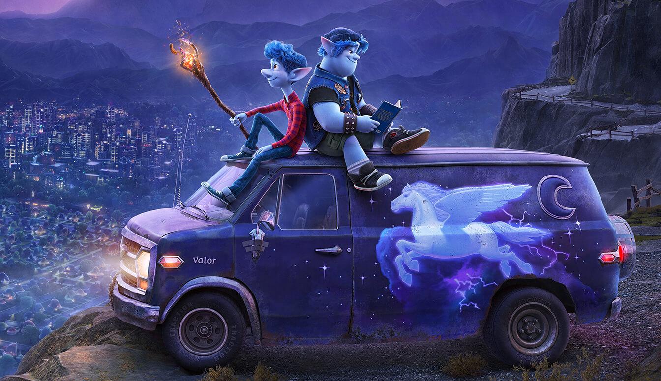 نقد و بررسی به پیش Onward – انیمیشن زیبا و احساسی کمپانی پیکسار