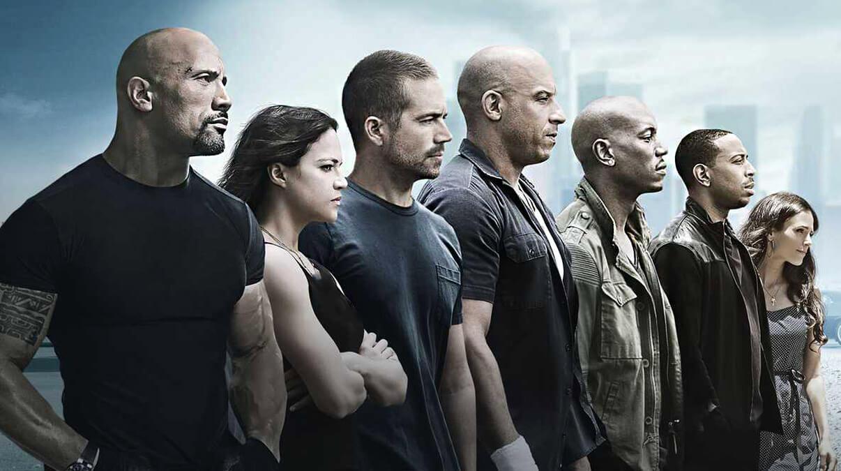 بررسی و رتبه بندی فیلم های سریع و خشمگین Fast & Furious
