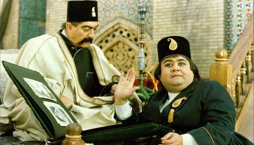 ناصرالدینشاه آکتور سینما - محسن مخلباف