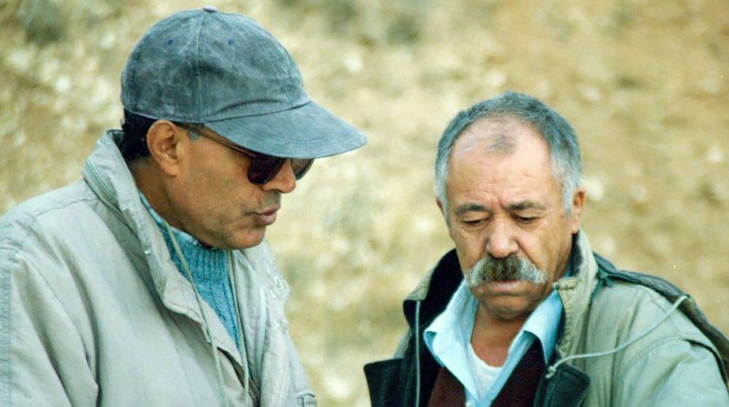 عباس کیارستمی در طعم گیلاس