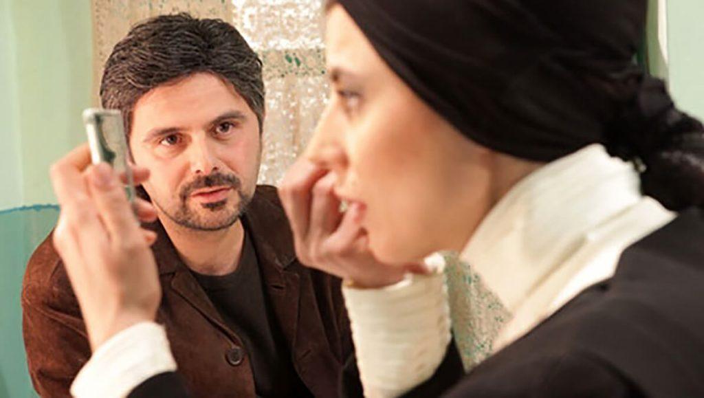 علی مصفا در پله آخر