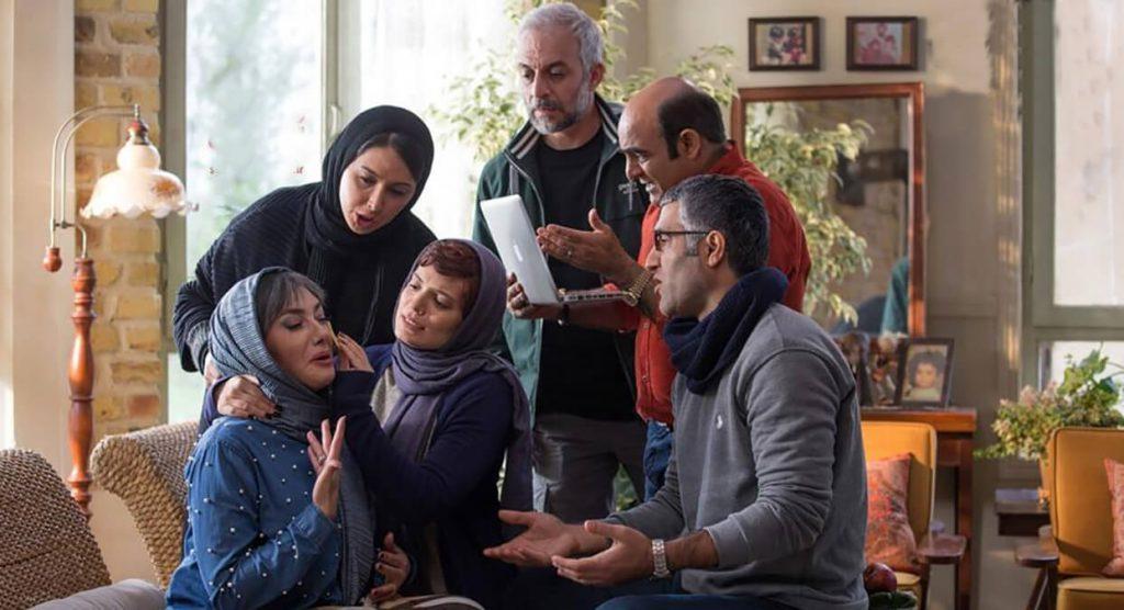 هانیه توسلی، پژمان جمشیدی، کاظم سیاحی، بهار کاتوزی