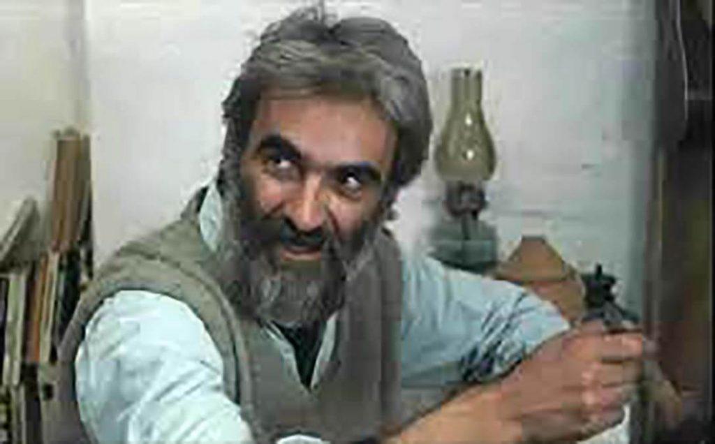 اکبر مشکاتی -