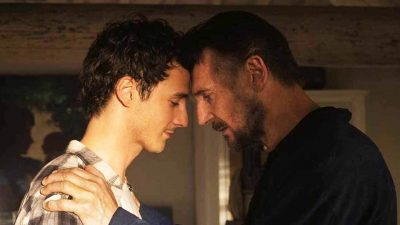 آنونس ساخت ایتالیا Made In Italy با بازی لیام نیسون و پسرش را تماشا کنید