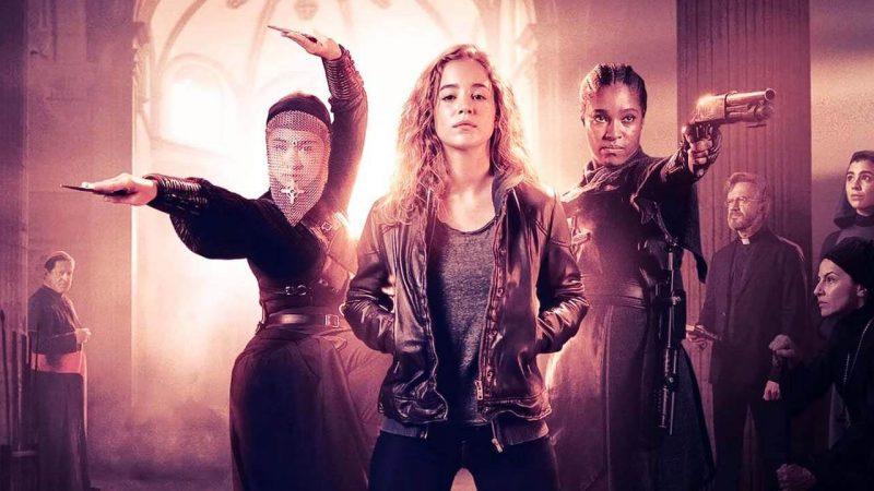 نقد فصل اول سریال راهبه جنگجو Warrior Nun – دنبالهای برای Buffy که از کلیسای کاتولیک اهریمن بیرون میکشد