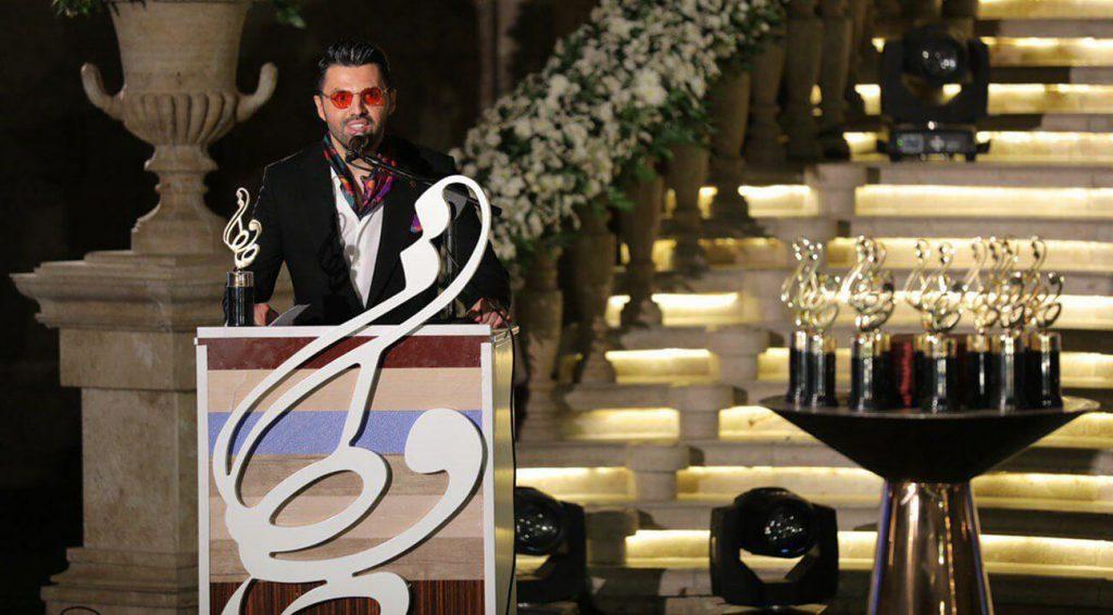 نگاهی به نحوه اهدای جوایز بیستمین جشن حافظ