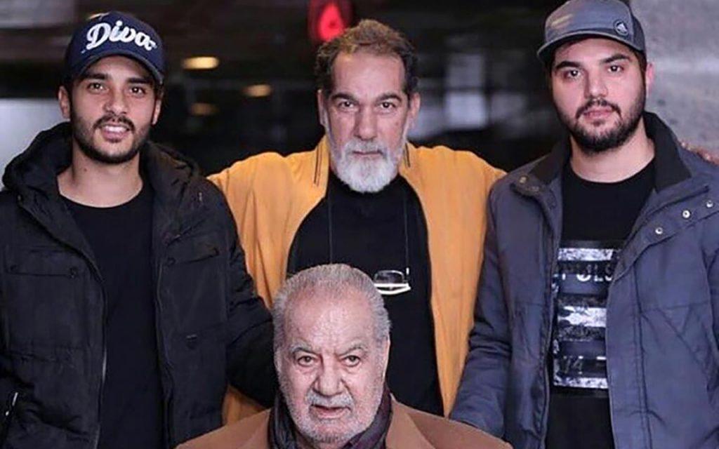 سعید سهیلی، ساعد سهیلی و سینا مهراد