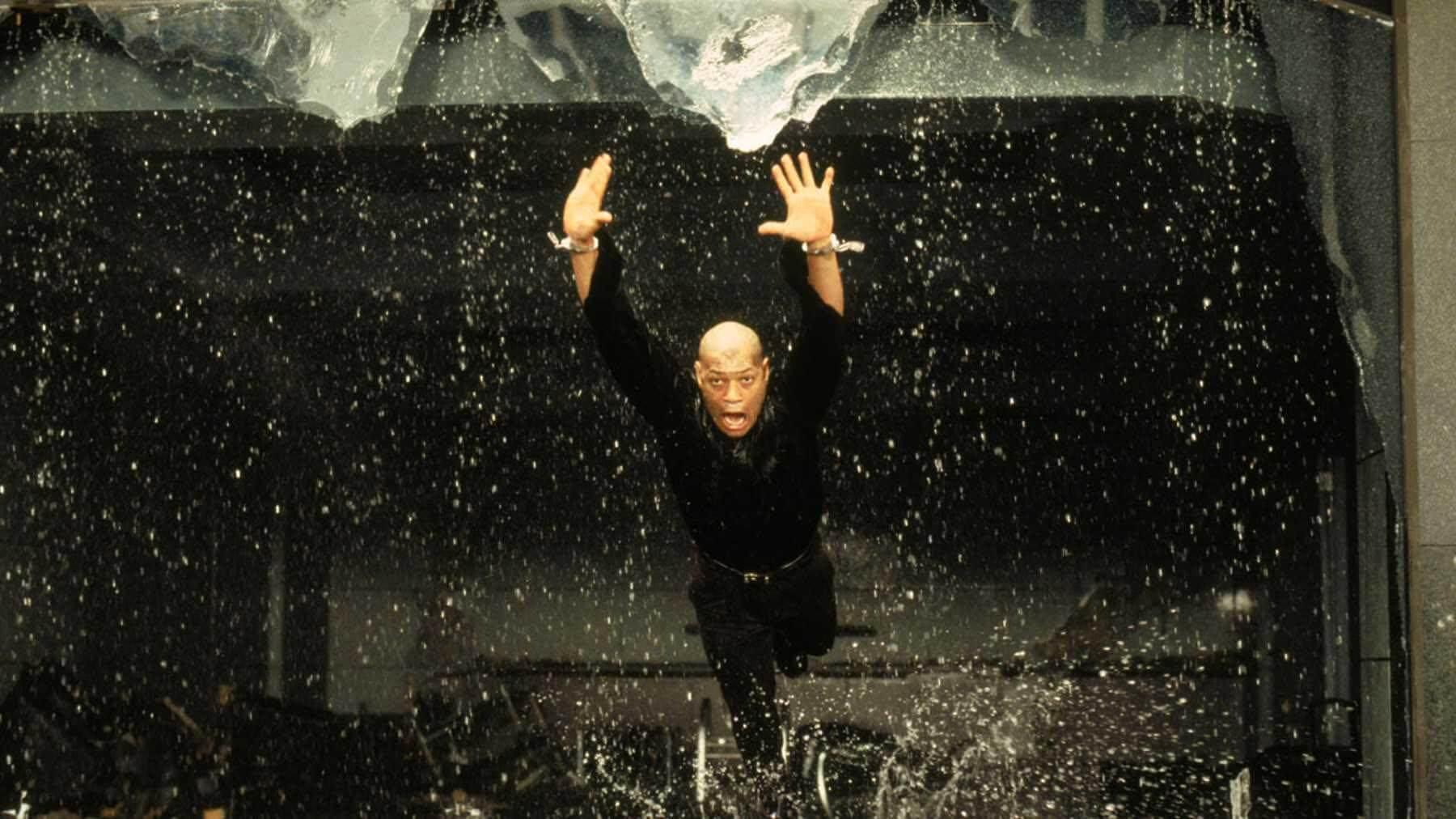 از لارنس فیشبرن برای بازی در The Matrix 4 دعوت نشده است