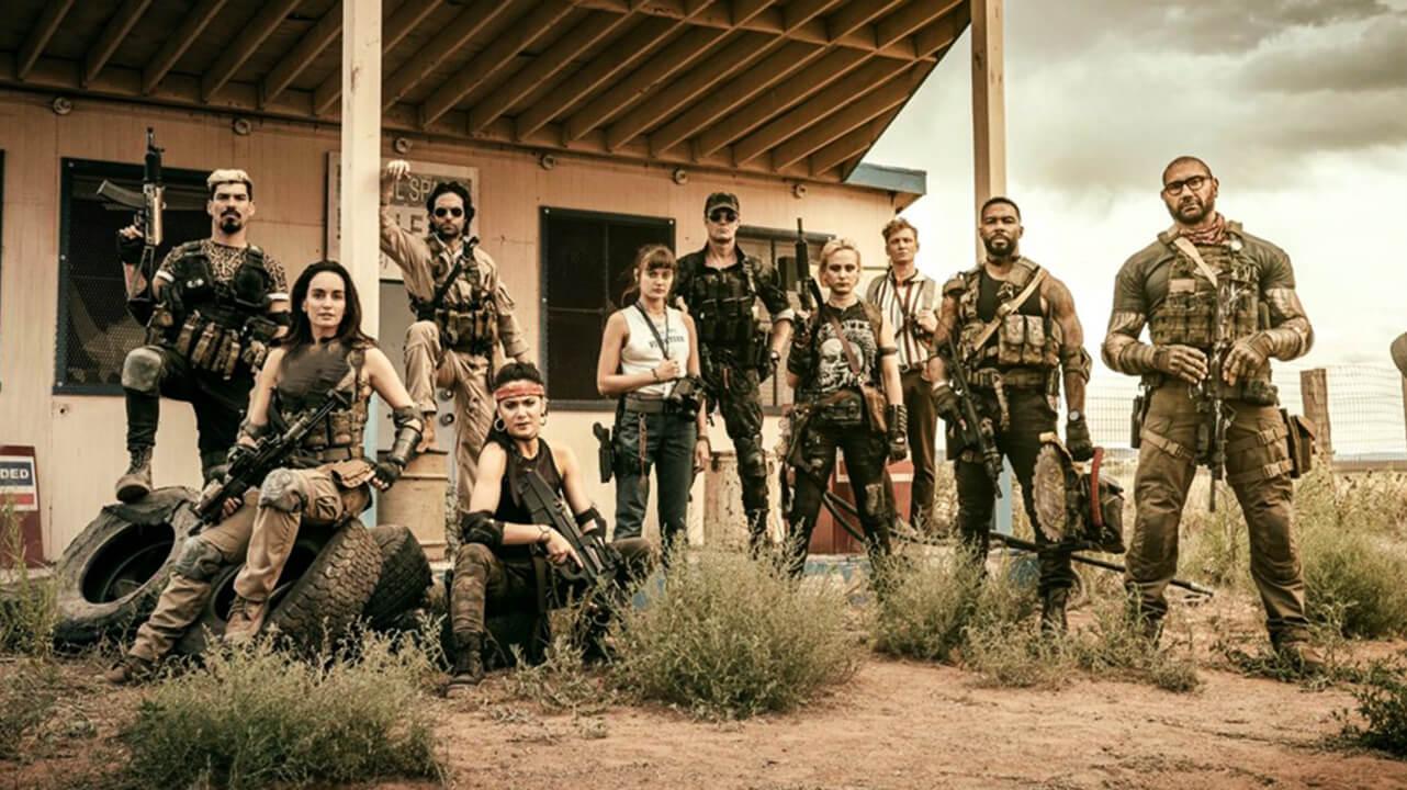 Army Of The Dead – زک اسنایدر برای یک فیلم پیشدرآمدی و یک انیمهی اسپینآف برنامهریزی میکند