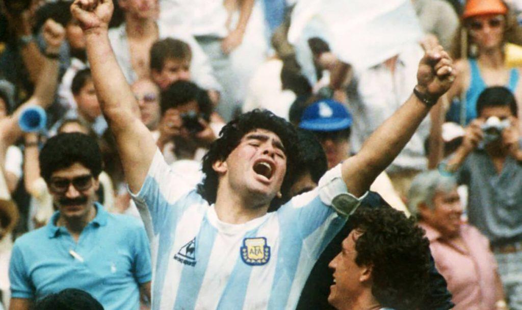 دیگو مارادونا diego maradona