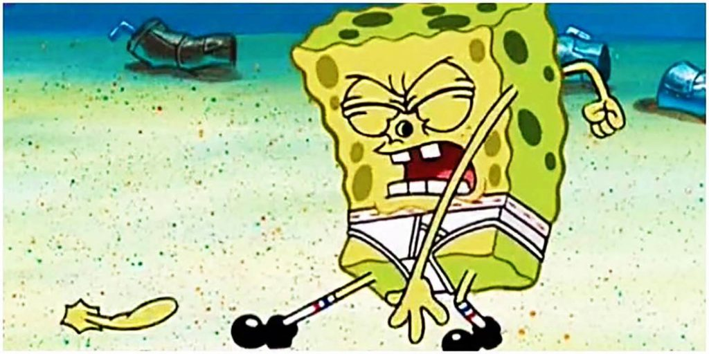 باباسفنجی  SpongeBob - جیمز دین