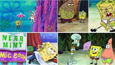 ده ارجاع به فرهنگ عامه در مجموعه باباسفنجی شلوارمکعبی SpongeBob SquarePants