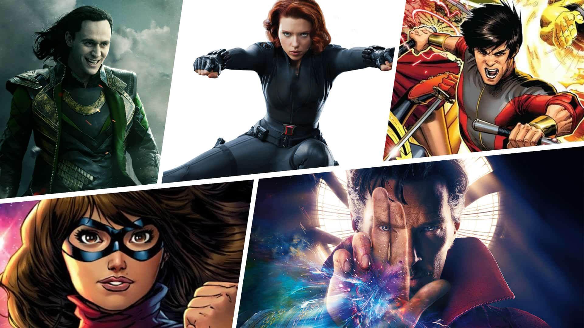 فهرست کامل فیلم های آینده مارول با شرح جزئیات کلیدی