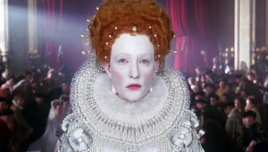الیزابت - کیت بلانشت