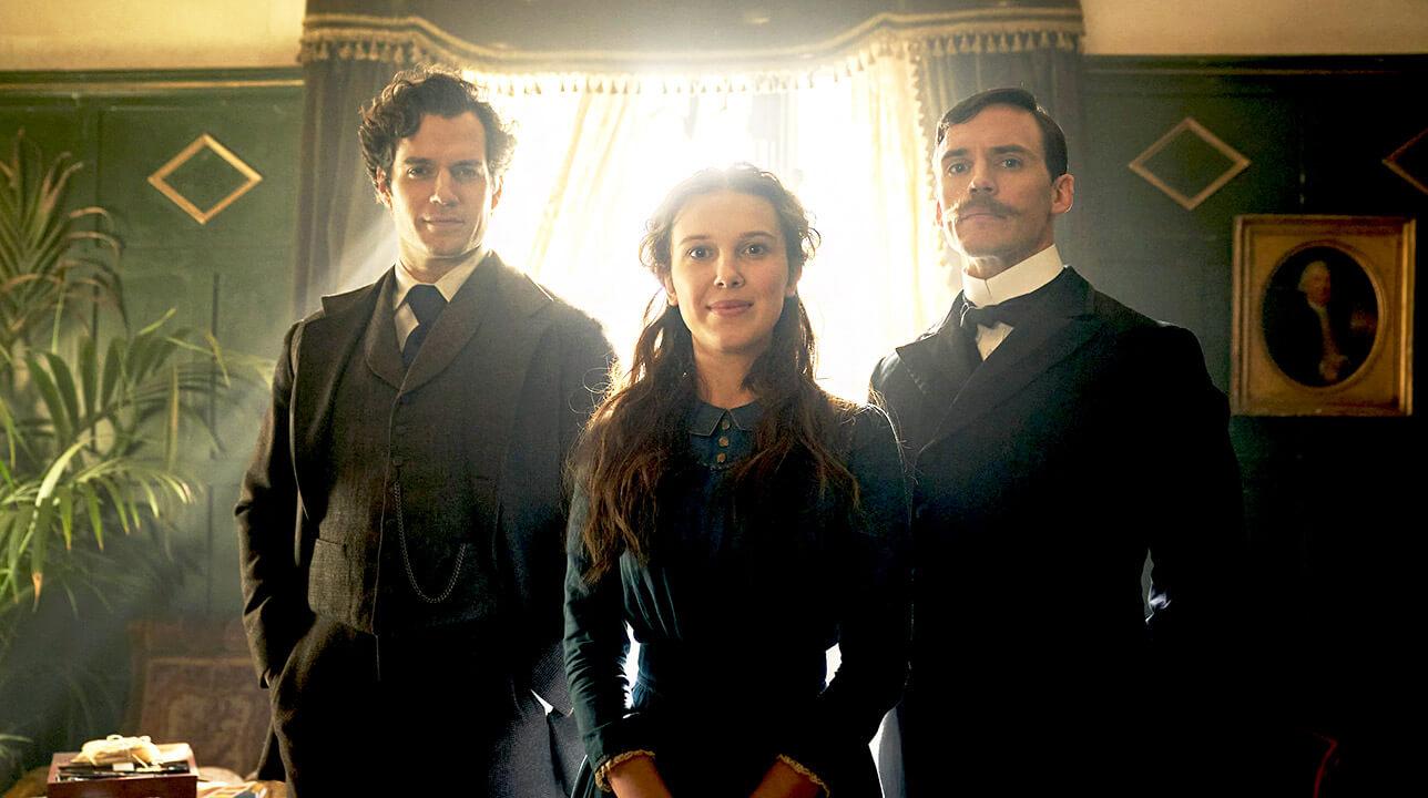 Enola Holmes – میلی بابی براون در نقش خواهر کوچک شرلوک هولمز