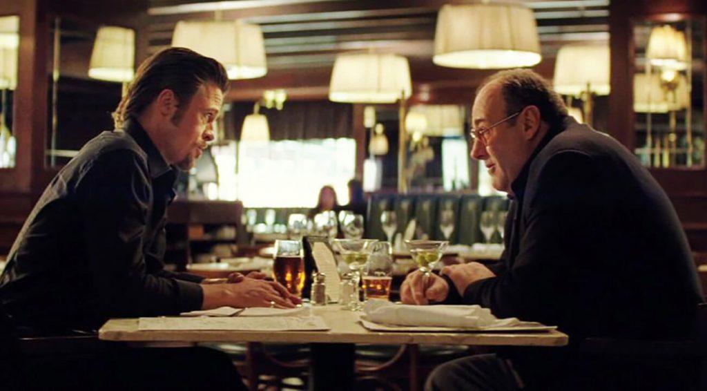 کشتار با لطافت Killing Them Softly 2012 - سوپرانوز The Sopranos