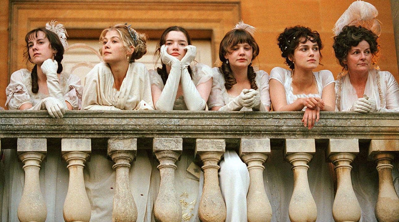 رتبهبندی ۱۰ اقتباس برتر از آثار جین آستن