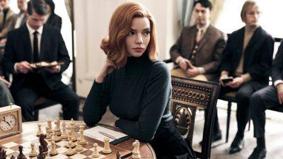 مجموعه تلویزیونی کوتاه The Queen's Gambit محصول شبکه نتفلیکس