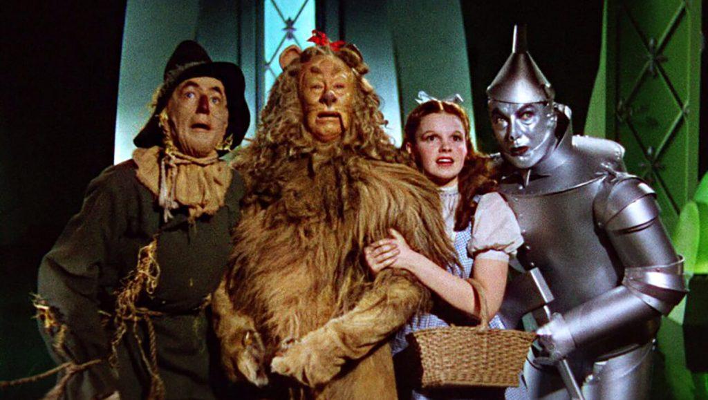جادوگر شهر اُز Wizard of Oz