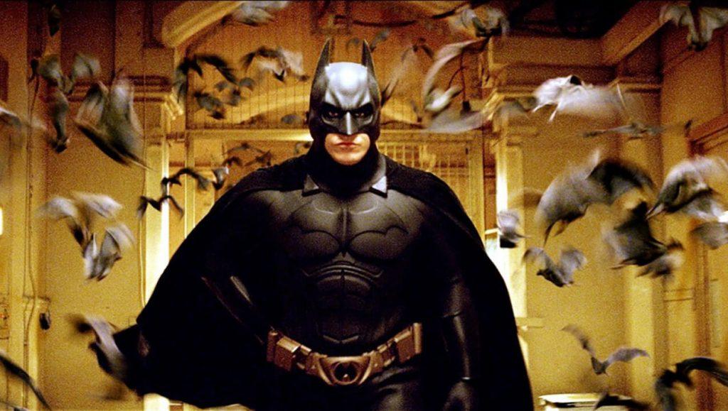 بتمن آغاز میکند Batman Begins