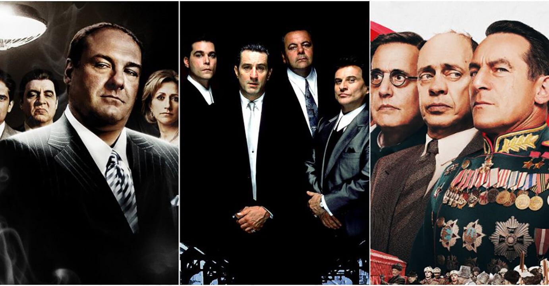 فیلم رفقای خوب و 9 فیلم دیگر که به سریال سوپرانوز The Sopranos شبیهاند
