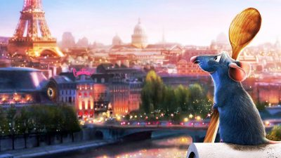 مروری بر انیمیشن راتاتویی Ratatouille