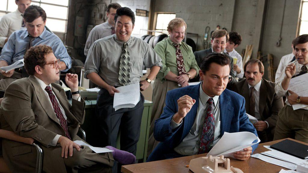 گرگ والاستریت The Wolf Of Wall Street 2013 - سوپرانوز The Sopranos