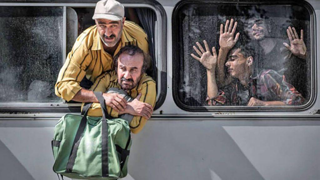 رضا عطاران در فیلم شیشلیک