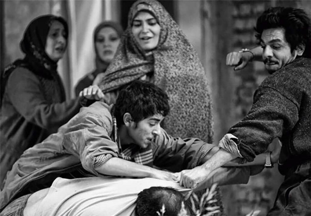 وضعیت سفید مجموعهٔ تلویزیونی - امیرمحمد گلکار