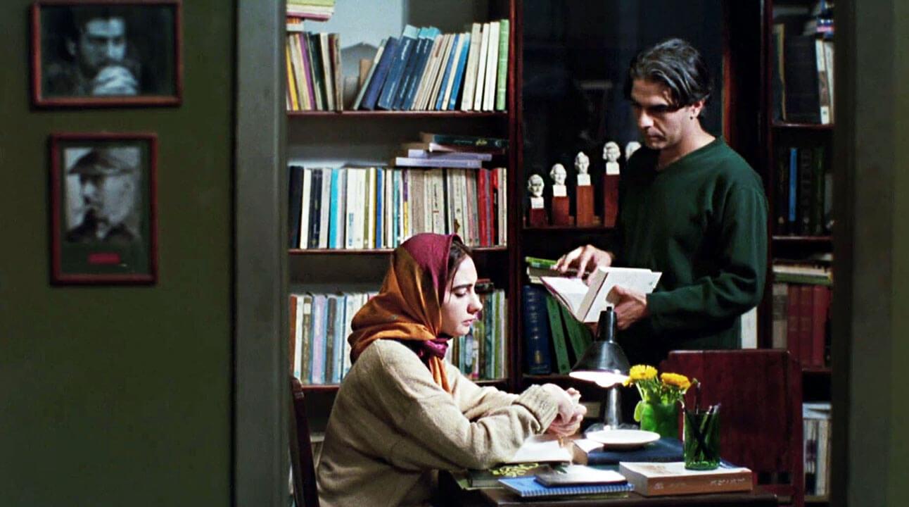 پنج سکانس عاشقانه ماندگار که با کتاب و کتابخانه پیوند خورده اند