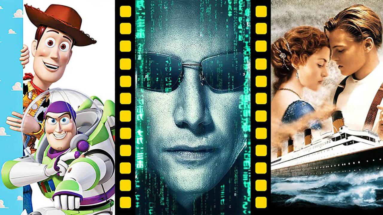 35  فیلم برتر دهه ۱۹۹۰