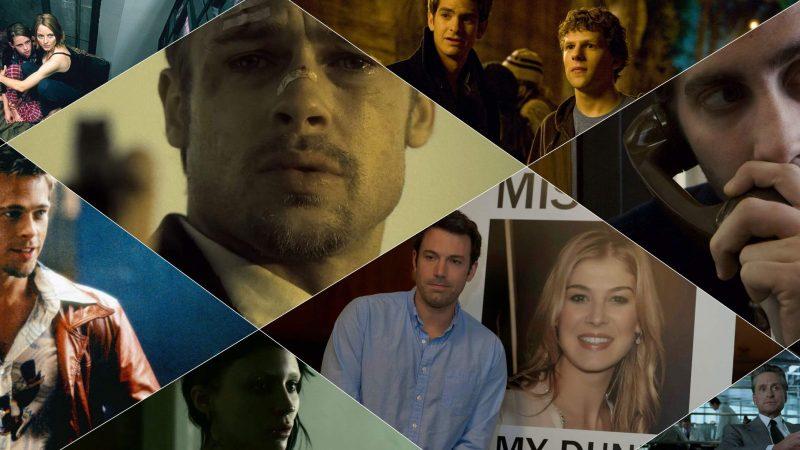 رتبهبندی فیلمهای دیوید فینچر از بدترین به بهترین