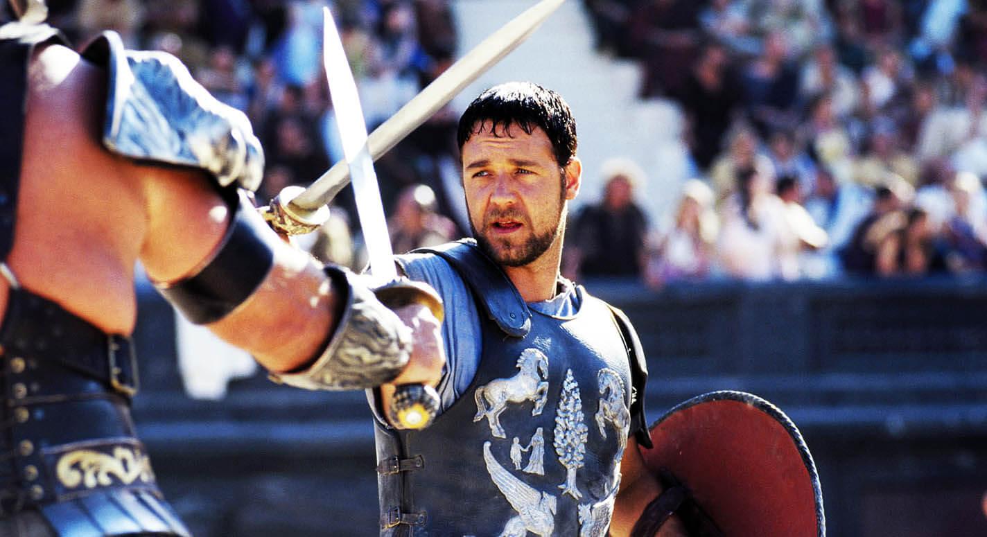 بیست سال پس از اکران فیلم فراموشنشدنی گلادیاتور Gladiator