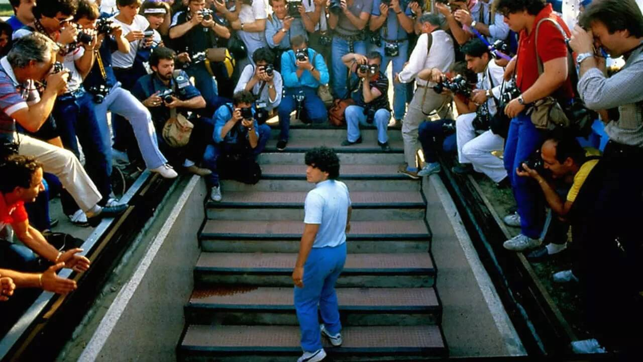 دیگو مارادونا (مستند)