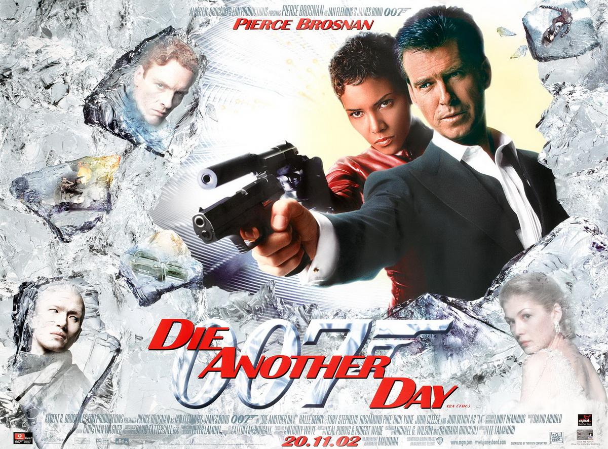 همه چیز درباره «روز دیگر بمیر» بیستمین فیلم جیمز باند