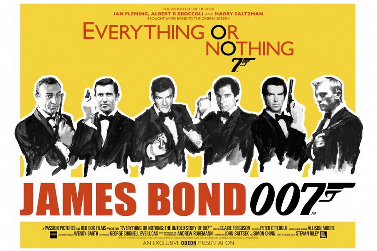«همه یا هیچ»؛ داستان ناگفته ۰۰۷ / نگاهی جذاب به فراز و نشیبهای جیمز باند